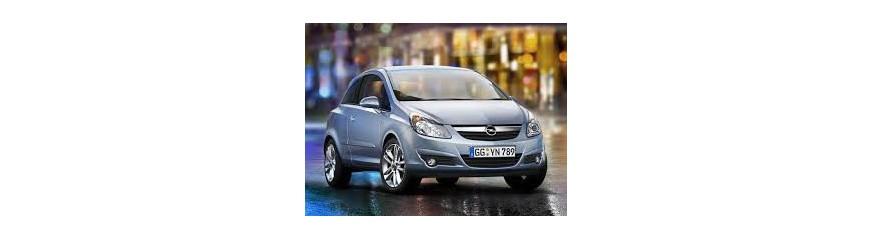 Opel Corsa-D